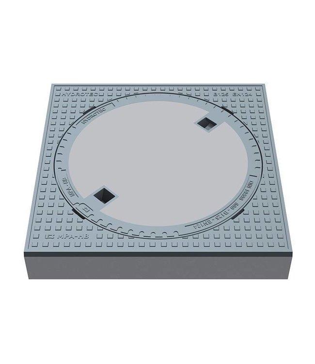 Putafdekking ECO 610, h=125mm, klasse B, 125KN