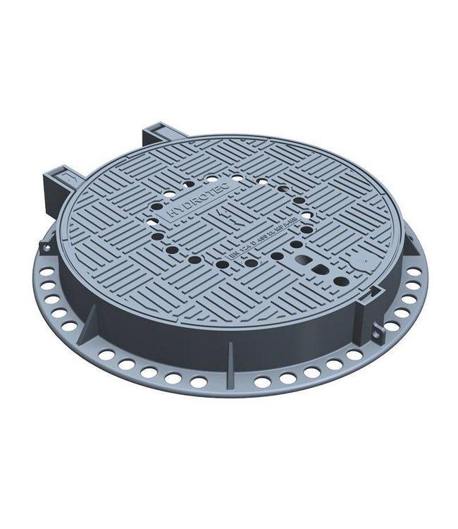 Putafdekking ECON 800, h=130mm, ontl., klasse D, 400KN