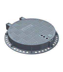 HYDROTEC Putafdekking ECON 800, h=130mm, klasse D, 400KN