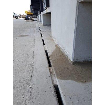 Verholen goten, beton, gootopening 300 - 400mm