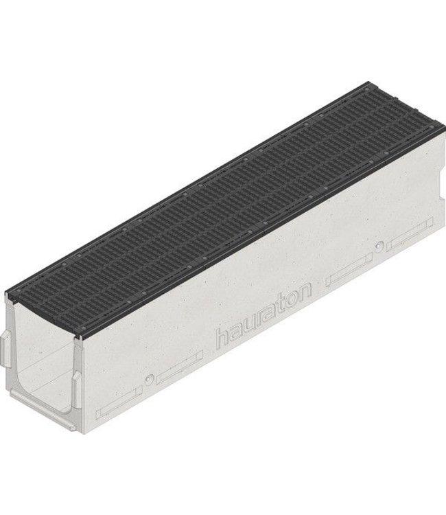 Hauraton Afvoergoot Faserfix TI 500 type 600, l=3m, klasse D, 400KN