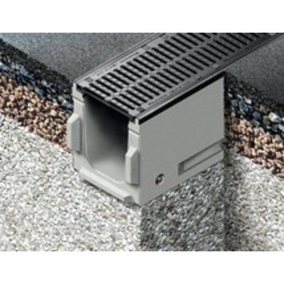 Faserfix Ti 500, zelfdragende betonnen afvoergoten