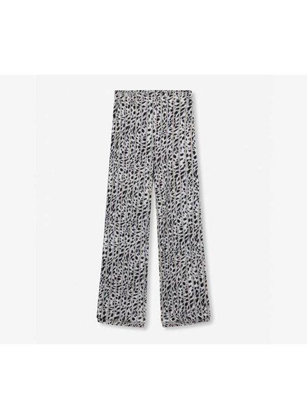 Alix The Label Leopard flare pant