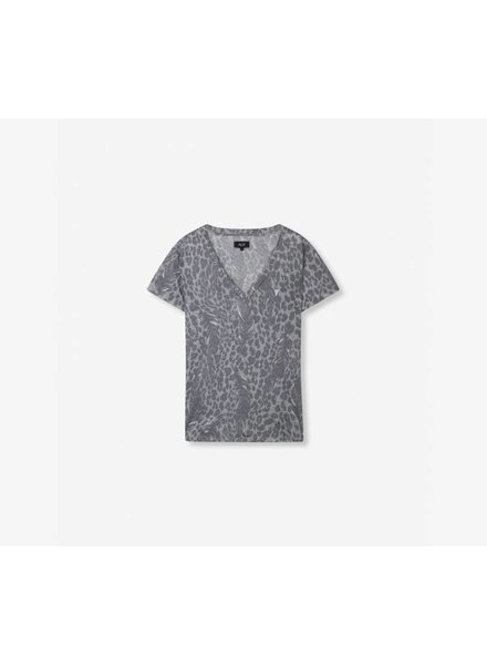 Alix The Label T-shirt en lin