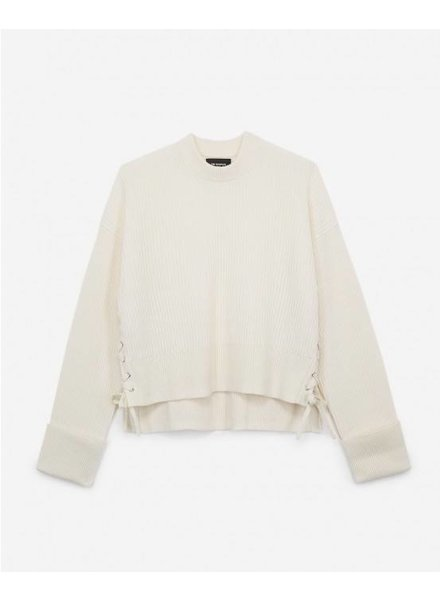 The Kooples Balloon sleeves knit