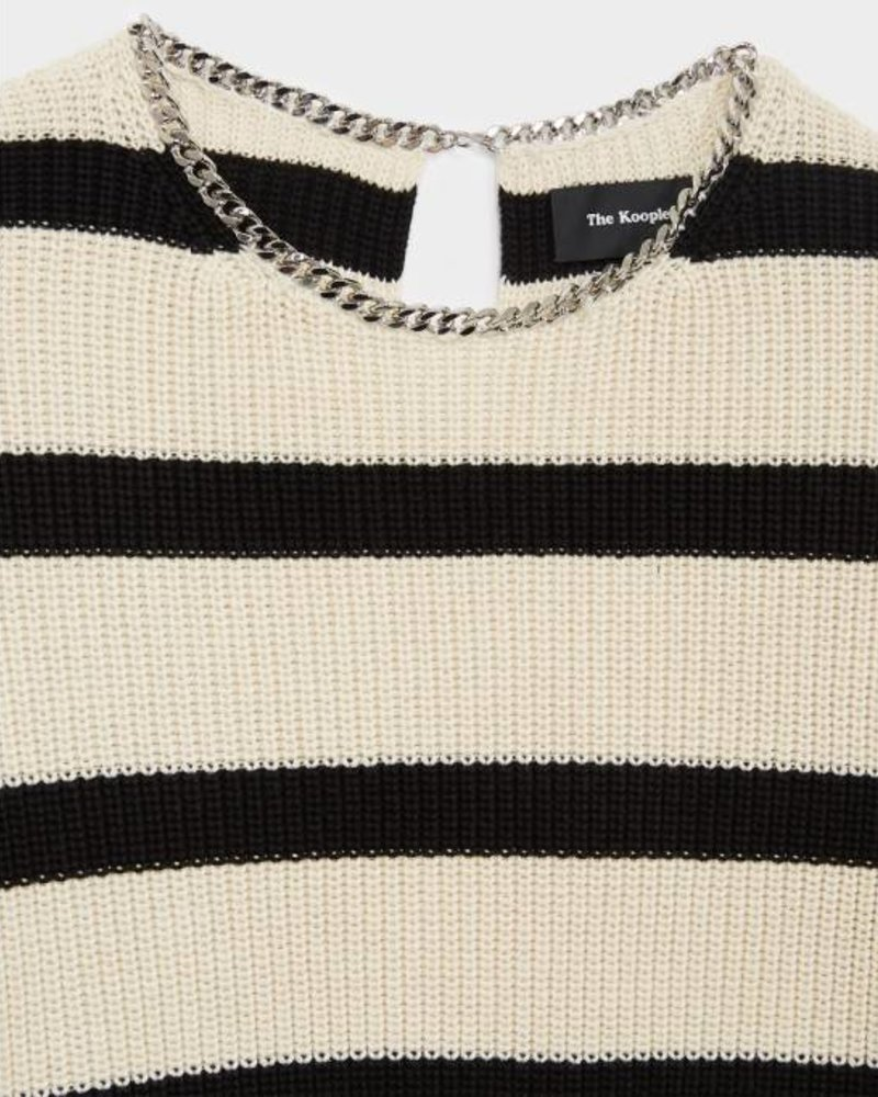 The Kooples Chain sweater