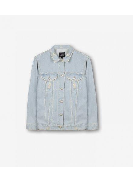 Alix The Label Ladies women denim jacket