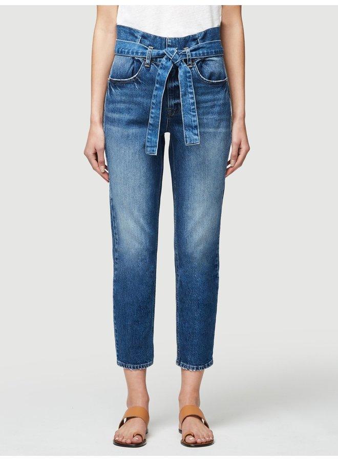 MYRTLE jeans ceinturé