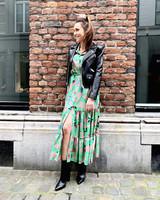 Misa Esmee Dress Peony