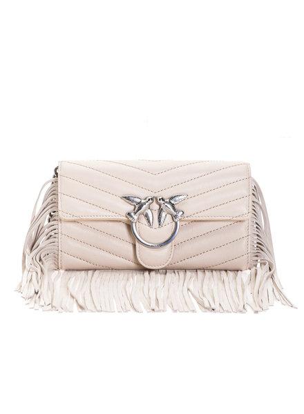 Love wallet fringe