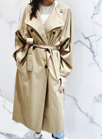 One & Other Inez Coat