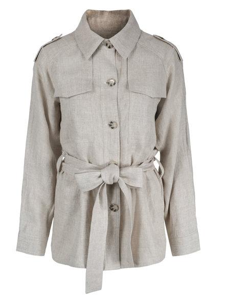 One & Other Marina shirt jacket