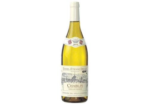 Domaine Daniel Etienne Defaix Chablis Vieilles Vignes