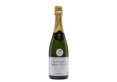 Gallimard Champagne - Cuvée de Réserve Brut - 3000  ml - Jéroboam