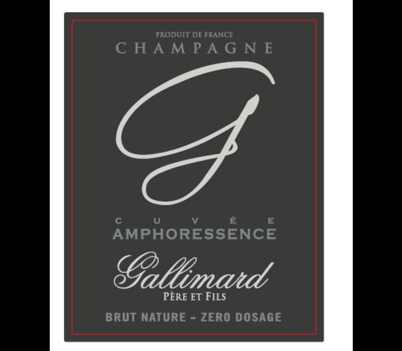 Champagne Gallimard Amphoressance