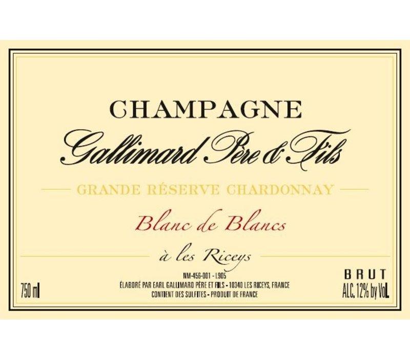 Champagne - Grande Rés. Chardonnay - 750ml