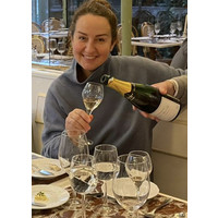 Champagne Glas Flute - 18cl