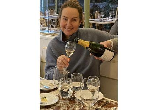 Hadijo Glass Champagne