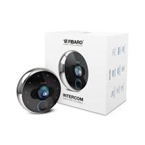 Intercom met video via ethernet of WiFi