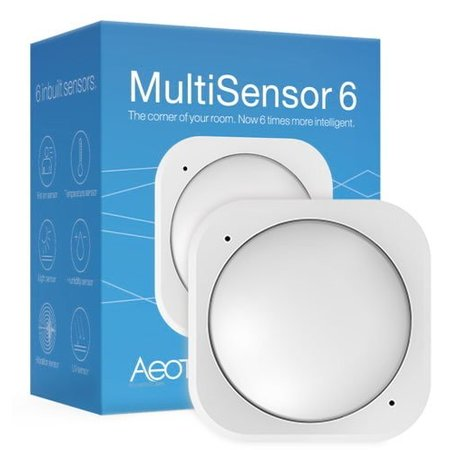 AEOTEC AEOTEC MultiSensor 6 Z-wave Plus