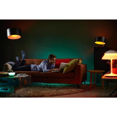 PHILIPS HUE Philips Hue White & Color E27 Single-pack