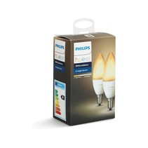 Philips Hue White Ambiance E14 Duo-pack