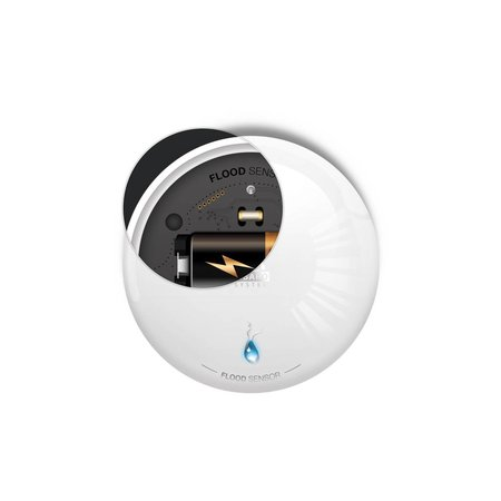 FIBARO FIBARO Apple HomeKit Watersensor
