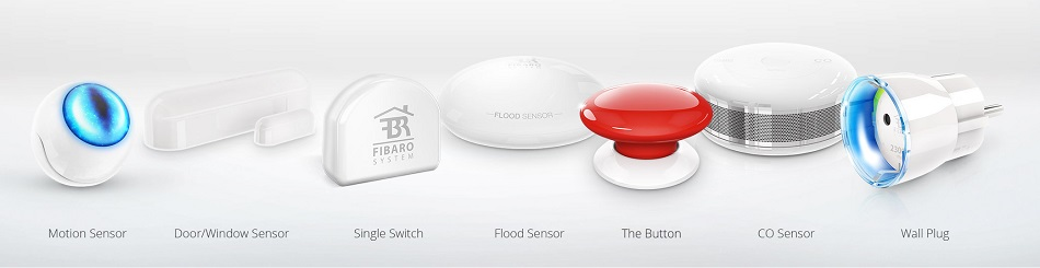 Fibaro Apple HomeKit