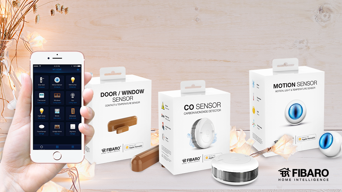 Fibaro HomeKit Producten