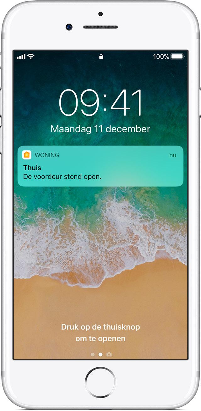 apple homekit installeren