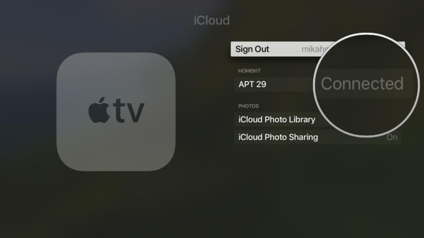 apple tv homekit hub