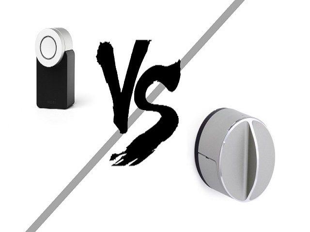 Smartlock Battle: Danalock VS Nuki