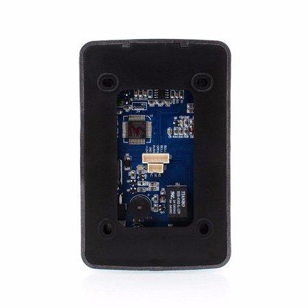 Z-wave Keypad Kit 125 kHz RFiD Zwart-Zilver