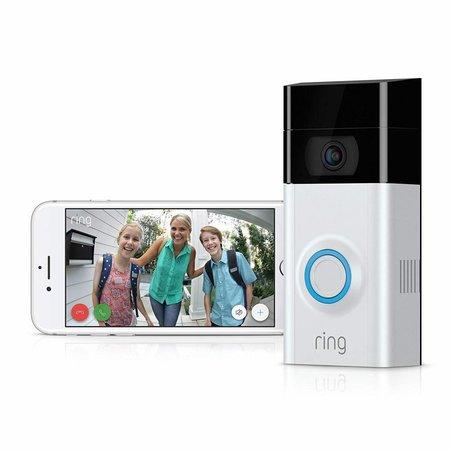 RING Ring Video Doorbell V2