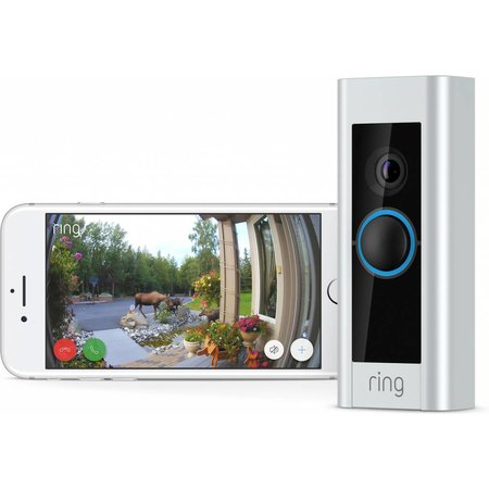 RING RING Video Doorbell Pro