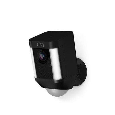 RING Ring Spotlight Cam Battery - Zwart
