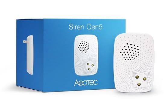 AEOTEC Aeotec Indoor Siren Gen5