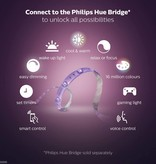 PHILIPS HUE Philips Hue LightStrip Plus 2+1m basis voordeel bundel