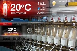 Fibaro Slimme Zone Vloerverwarming