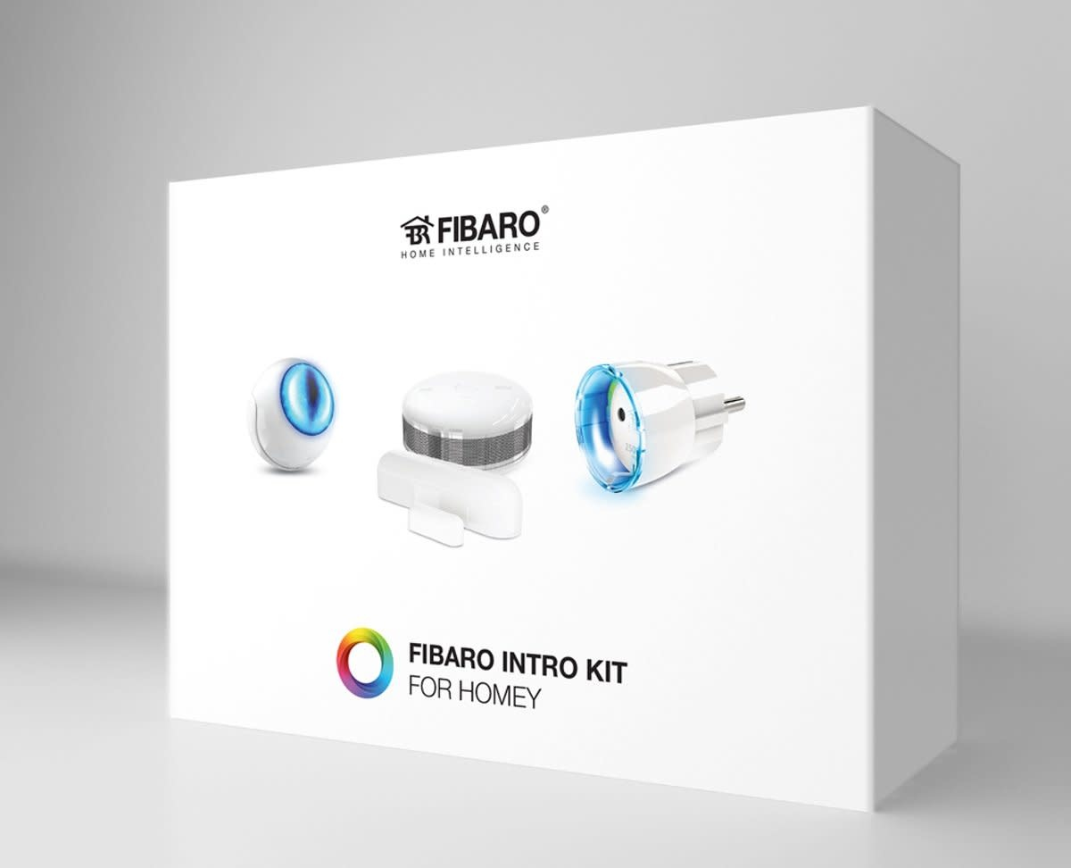 FIBARO FIBARO Homey Intro Kit