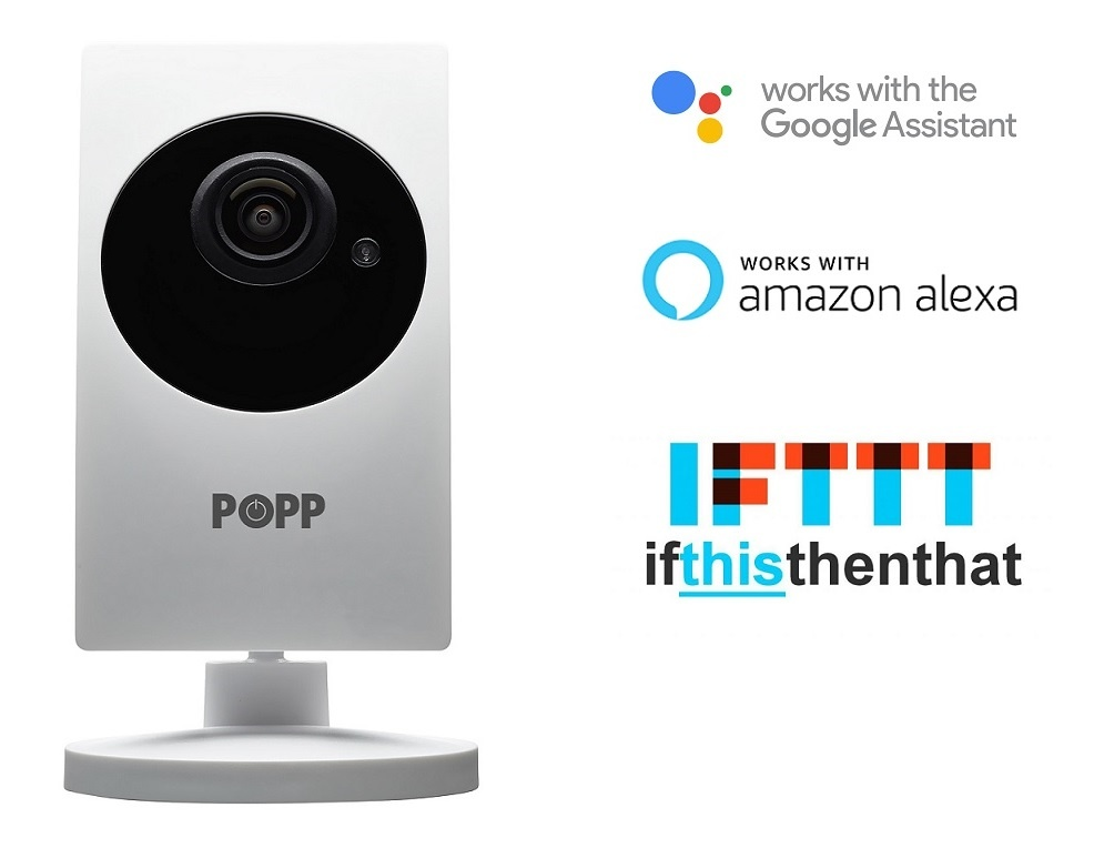 Popp-Home Camera Gateway