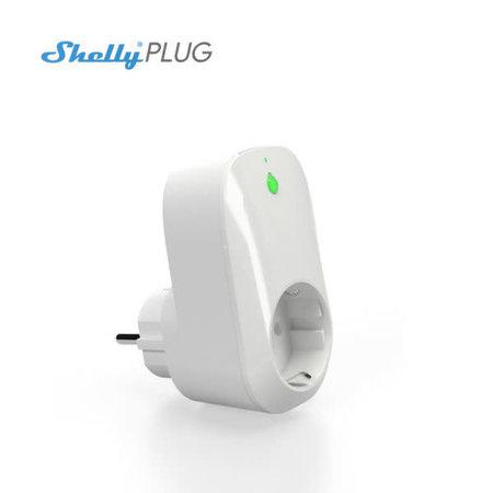 SHELLY Shelly Plug WiFi 16A Wit