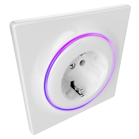 FIBARO FIBARO Walli Outlet Z-wave Plus