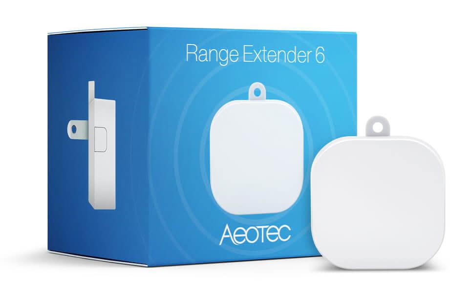 AEOTEC Range Extender 6 Z-wave Plus