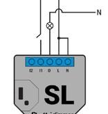 SHELLY Shelly Dimmer SL WiFi inbouw schakelaar
