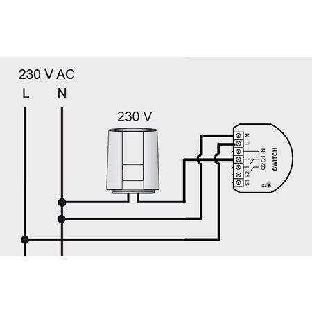 Radiatorkraan Adapter VA 16 H