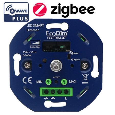 Z-wave & ZigBee Draaidimmer