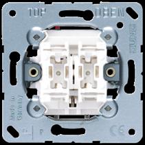 dubbele Impulsdrukker 10 A 250 V