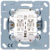 Jaloezie Impulsdrukker 10A 250V