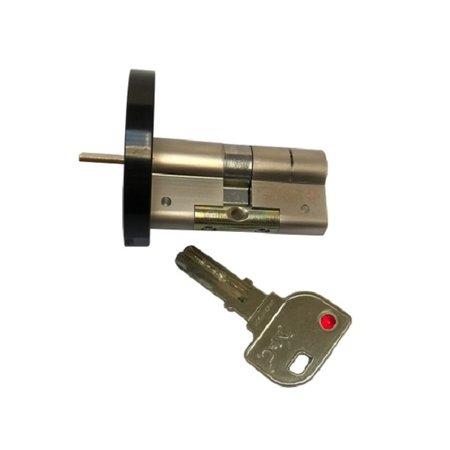 POLY-CONTROL Danalock V3 Z-wave Plus met verstelbare SKG*** cilinder